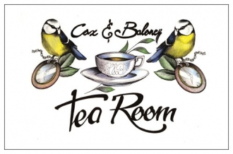 Cox and Baloney Tea Room and Bar in Bristol