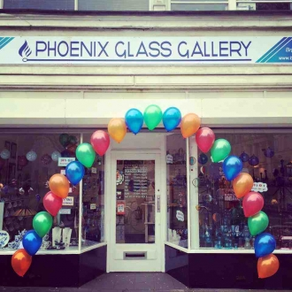 Phoenix Glass Gallery in Bristol
