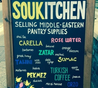 Souk Kitchen - Clifton, Bristol