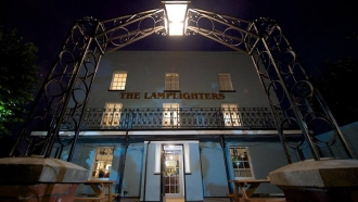 The Lamplighters Pub and Restaurant in Bristol