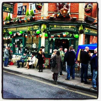 Seamus O'Donnell's Irish Pub in Bristol