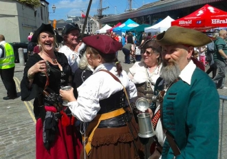 Bristol Pirates - Parties and Educational Tours