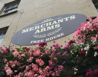 Merchants Arms Traditional Pub in Bristol