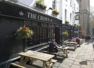 The Crown in Bristol
