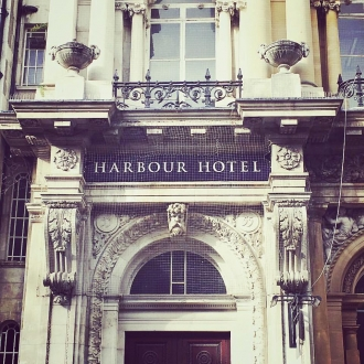 Bristol Harbour Hotel - City Centre Luxury