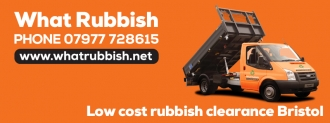 What Rubbish Waste and Rubbish Clearance in Bristol