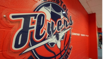 Bristol Flyers Basketball at the SGS WISE Arena