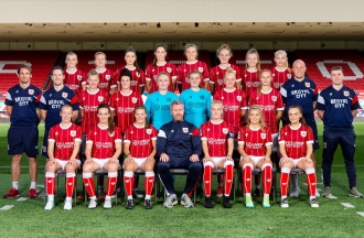 Bristol City Women - WSL Football in Bristol