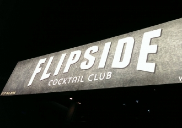 Flipside Cocktail Club in Bristol Happy Hour every Monday until Friday