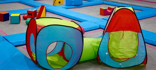 Mini AirHoppers - Under 5s Sessions at AirHop Bristol