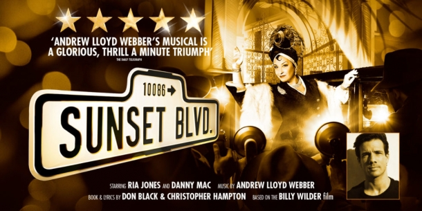 Sunset Boulevard at Bristol Hippodrome from 9-13 January 2018