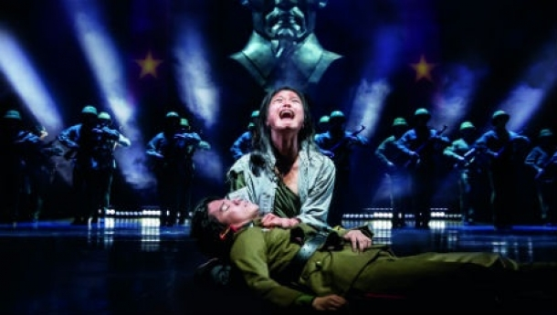 Miss Saigon at Bristol Hippodrome from 16th May-23rd June 2018