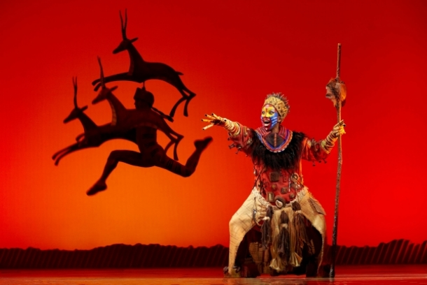 Disney's The Lion King at The Bristol Hippodrome