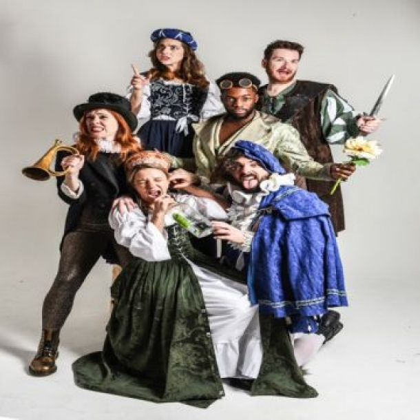 Sh*t Faced Shakespeare - A Midsummer Night's Dream at Redgrave Theatre in Bristol on Saturday 12th October 2019