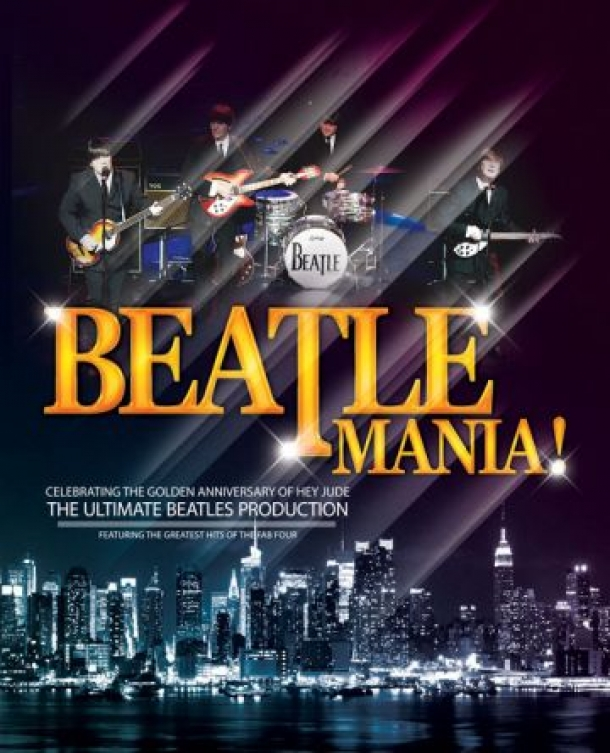 Beatlemania! at The Redgrave Theatre in Bristol on Saturday 26th October 2019