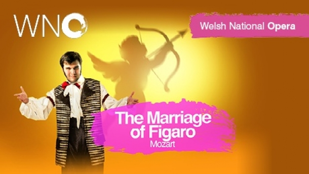 WNO - The Marriage of Figaro at Bristol Hippodrome on Thursday 12th March 2020