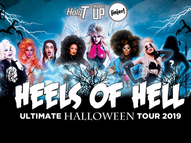 Heels of Hell at O2 Academy Bristol on Wednesday 23rd October 2019