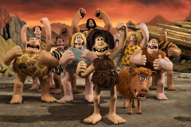 Aardman: Animating Early Man at M Shed from 6th July-3rd November 2019