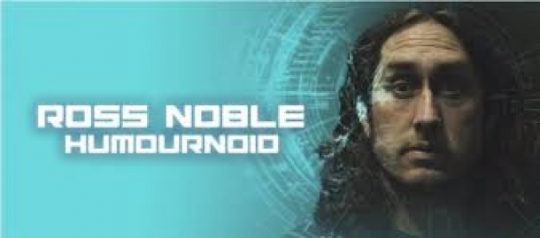 Ross Noble: Humournoid at The Bristol Hippodrome in Bristol on 24 January 2021