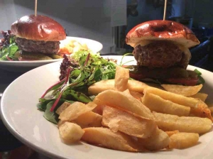 2-4-1 Burgers every Tuesday at Hope and Anchor in Bristol - 17 January 2017