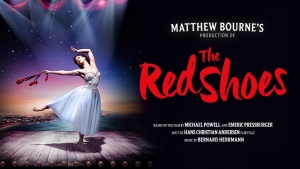 Matthew Bourne's production of The Red Shoes at The Bristol Hippodrome from 4-8 April 2017