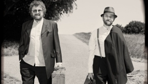 Chas & Dave at Bristol Hippodrome on Tuesday 16 May 2017