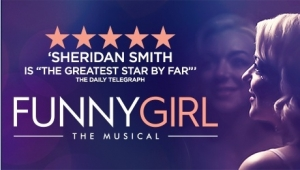 Funny Girl at The Bristol Hippodrome from 21 to 25 March