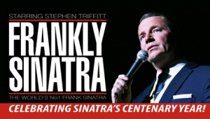 Frankly Sinatra at The Bristol Hippodrome on 26 March 2017