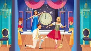 My First Ballet - Cinderella at Bristol Hippodrome from 20 to 21 May 2017