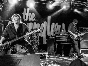 The Stranglers at O2 Academy in Bristol on 30 March 2017