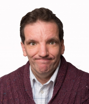 Henning Wehn at Colston Hall in Bristol on 4 March 2017