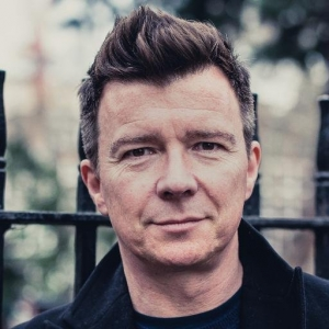 Rick Astley at Colston Hall in Bristol on 10 April 2017