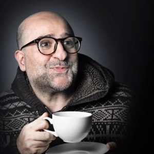 Omid Djalili at Colston Hall in Bristol on 12 May 2017