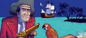 Treasure Island at Redgrave Theatre in Bristol from 2-18 December