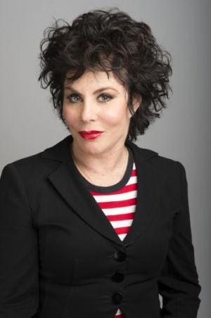 Ruby Wax at The Redgrave Theatre in Bristol on 12 February 2017