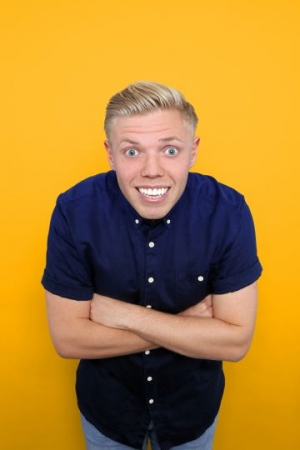 Rob Beckett at The Redgrave Theatre in Bristol on 14 February 2017