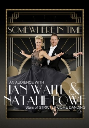 Ian Waite and Natalie Lowe at Redgrave in Bristol on 23 March 207