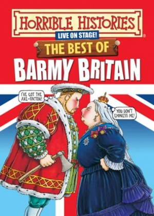 Horrible Histories - Barny Britain at The Redgrave Theatre in Bristol on 10 June 2017