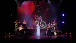 The Carpenters Story at Bristol Hippodrome on 15 July 2017