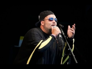 UNCLE FRANK (FUN LOVIN CRIMINALS) at The Fleece in Bristol on 19 January 2017