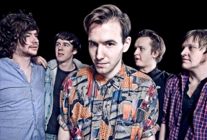 Dutch Uncles at The Fleece in Bristol on Thursday 9 March 2017.
