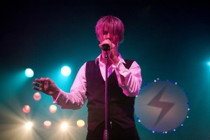 Absolute Bowie at The Fleece in Bristol on 18 March 2017