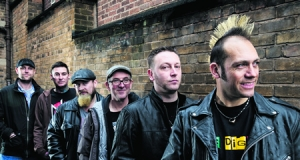 Ferocious Dog at The Fleece in Bristol on Saturday 25 March 2017.