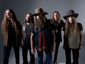 Blackberry Smoke at O2 Academy in Bristol on 6 April 2017