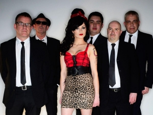 The Amy Winehouse Experience…A.K.A Lioness at O2 Academy in Bristol on 7 April