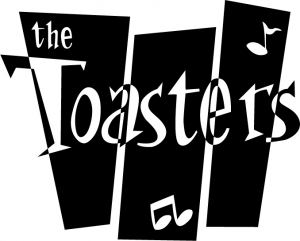 THE TOASTERS at The Fleece on Tuesday 04 April 2017.