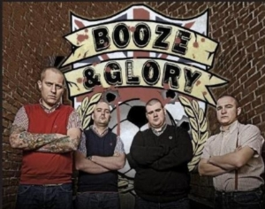 Booze and Glory at The Fleece in Bristol on Thursday 20 April 2017.