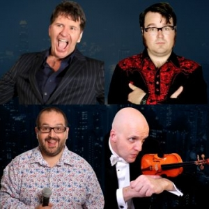 The All-Star Stand-Up Tour at The Redgrave Theatre in Bristol on 11 June 2017
