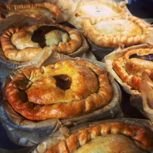 Pie Night at The Swan Hotel in Bristol - Monday 30 January 2017