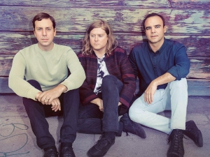 Future Islands at O2 Academy in Bristol on 3 May 2017.